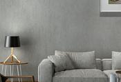 展台板墙面层工艺-墙纸