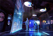 展厅设计装修互动体验感受注重