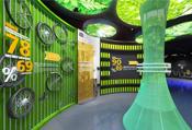 节能环保展厅设计装修要素