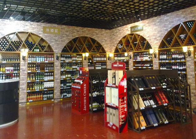 圣皮尔酒柜制作